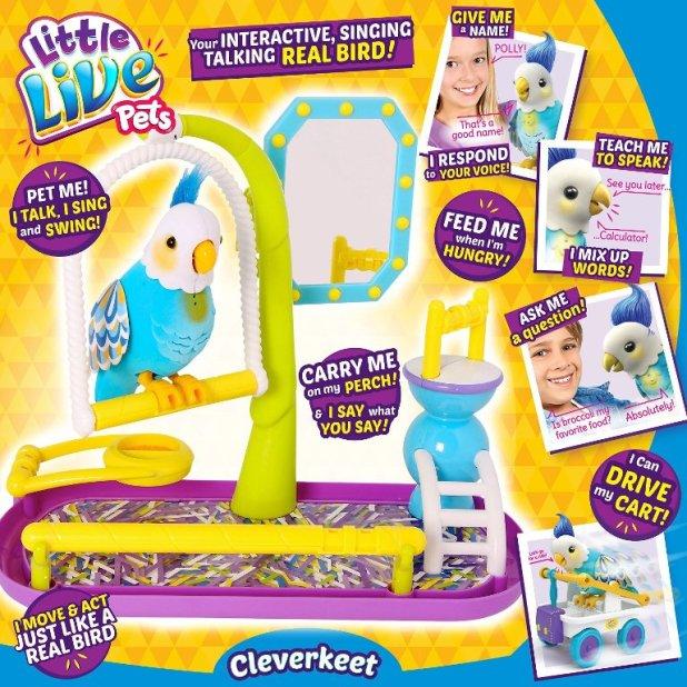Little Live Pets CleverKeet