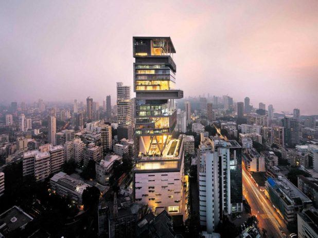 Antilla - The most expensive mansion in the world