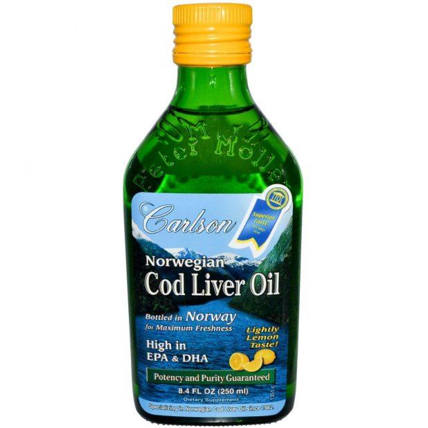 Cod Liver Oil1