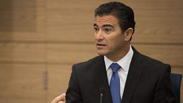 MOSSAD chief Yossi Cohen