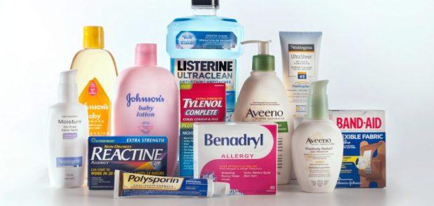 Johnson & Johnson white label products