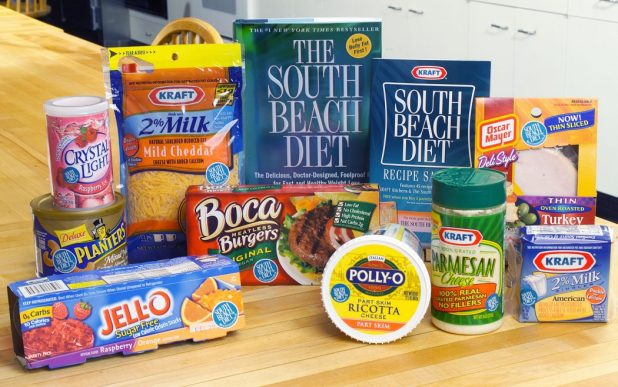 Kraft white label products