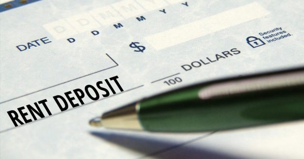 Rent and Deposits details