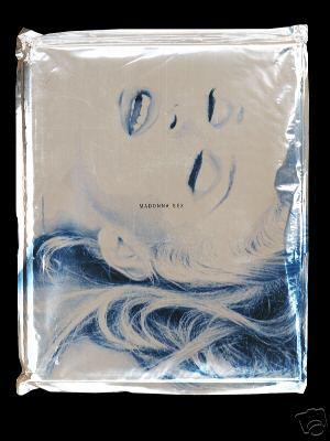 Cover of Madonnas Sex Book