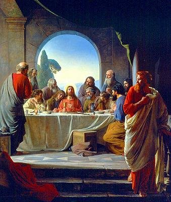 Judas Last Supper