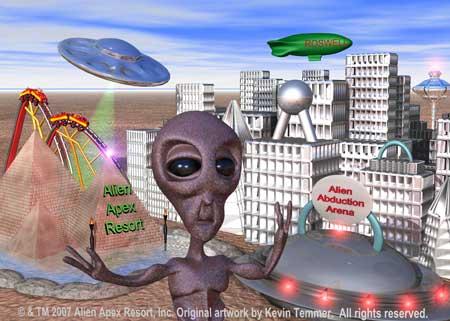 alien apex resort