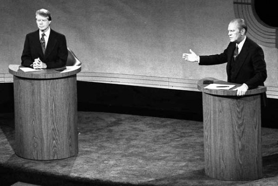jimmy carter gerald ford debate