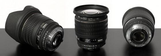 camera lens 560x196