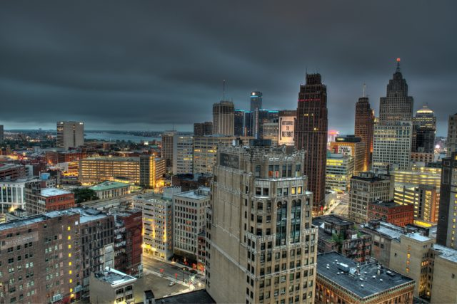 Hello Detroit