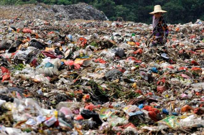 Image result for china dumpsite