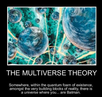 MultiVerse-universe