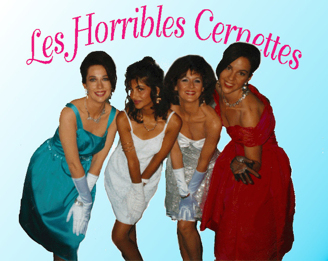 Les_Horribles_Cernettes_in_1992