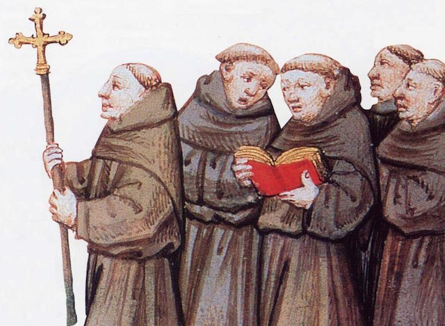 the daily lives of medieval nuns in the middle ages Role of the church in medieval society church impacts life in middle ages by uniting all in christian daily life in europe during the medieval times the.
