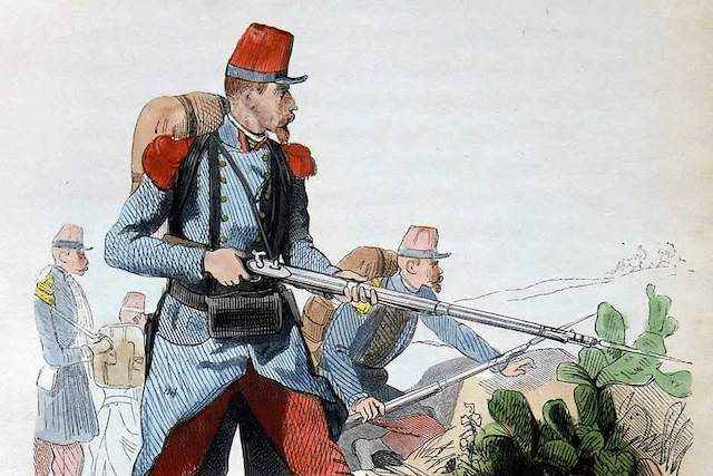 10 Fascinating Facts About The French Foreign Legion