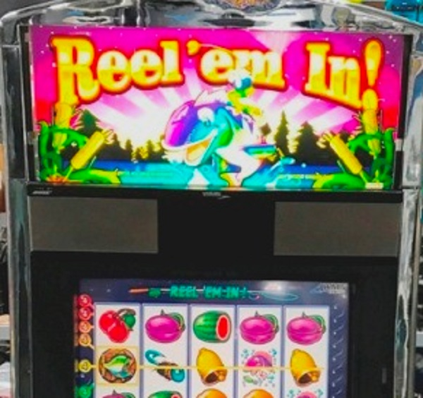 The Worlds First Online Slot Game