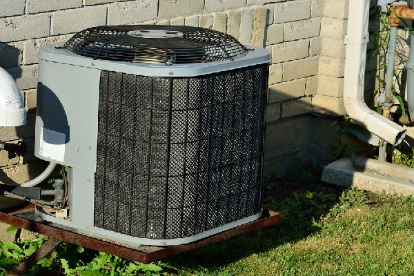 Keep Your Condenser in The Shade