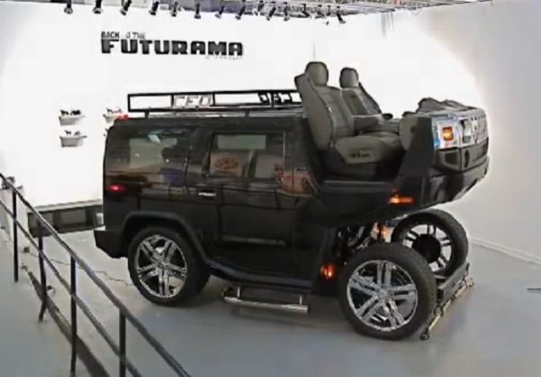 Futurerama Hummer