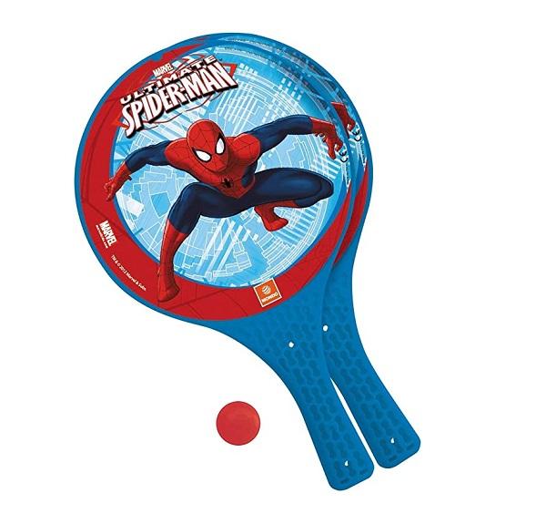 Spiderman Ping Pong Paddles