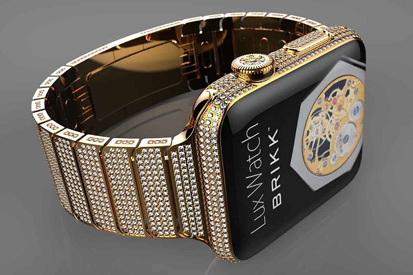 The Lux Watch Omni Smartwatch Band