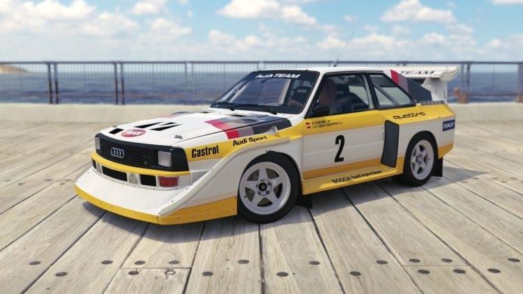 Audi Sport Quattro S1 – 1987