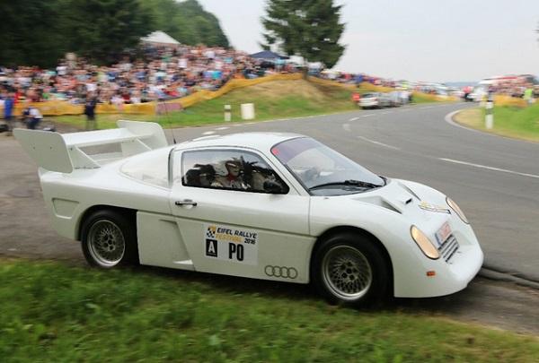 1980 Group S Rally Prototype