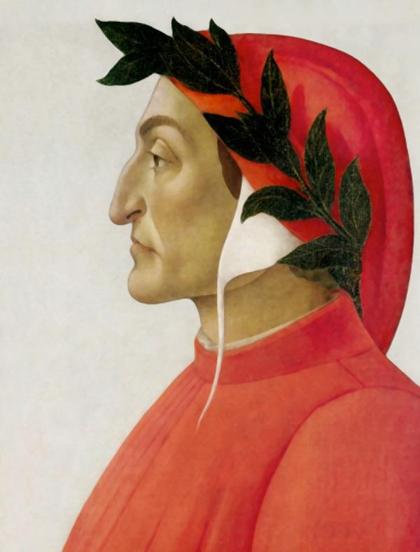 8. Dante Alighieri