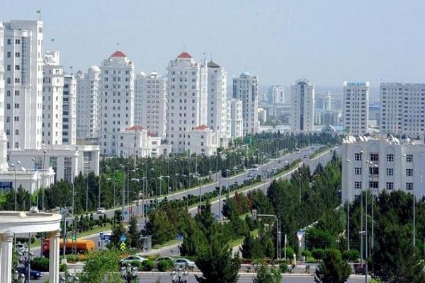 1. Ashgabat, Turkmenistan