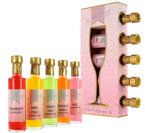 Prosecco Mixers Gift Set