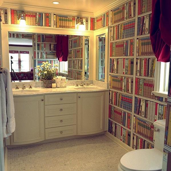 Library Bathroom