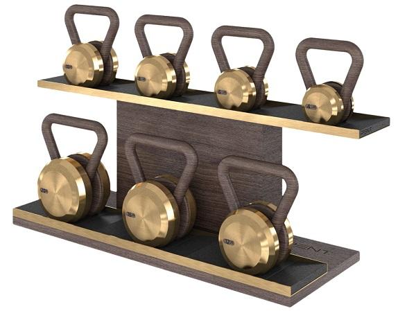 LOVA Gold Kettlebells