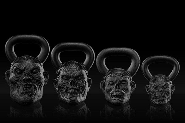 Zombie Kettlebells
