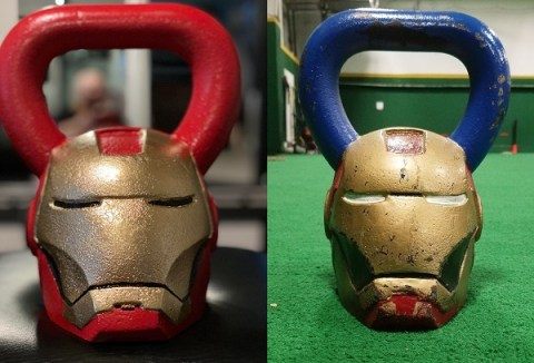 Ten of the Craziest and Most Unusual Kettlebells You'll Ever See