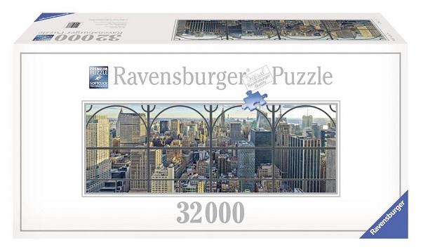 Ravensburger New York City - 32,000 Puzzle Pieces