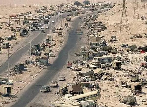 Highway 80, Iraq