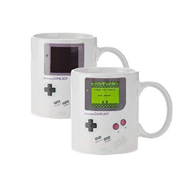 Nintendo Gameboy Heat Changing Coffee Mug