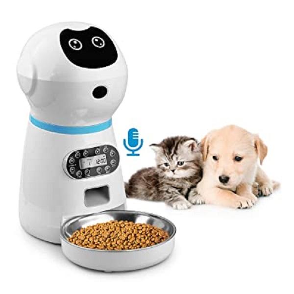 Ezmioo Automatic Cat Feeder