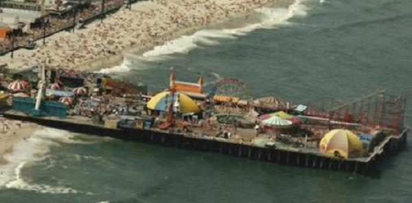 Casino on a Pier