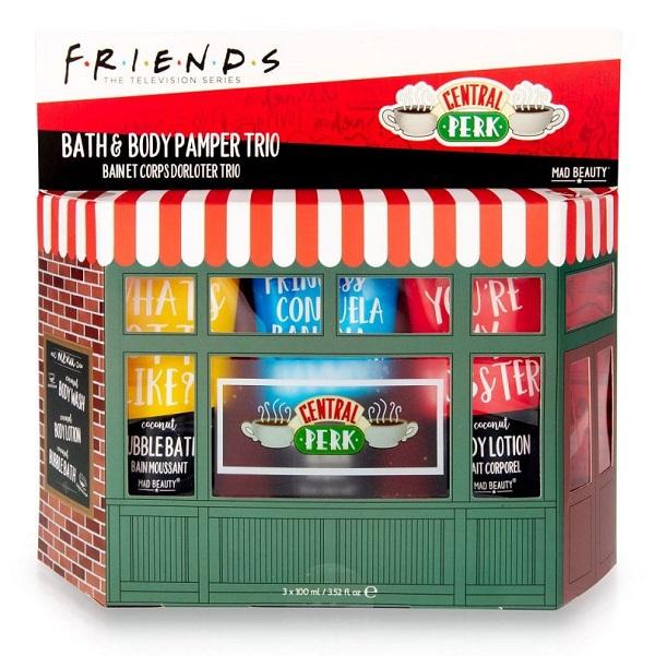 Friends Central Perk Pamper Trio