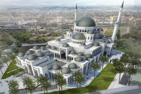 The Top 10 Largest Mosques From Around the World