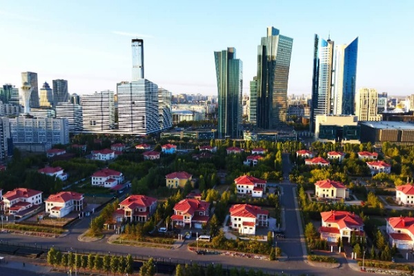 Nur-Sultan, Kazakhstan - Air quality index: 13