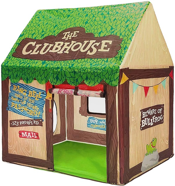 Swehouse Clubhouse Tent Kids Play Tent