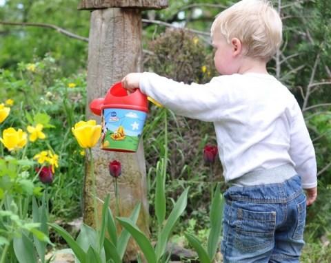 Ten Fun and Safe Gardening Tools For Children