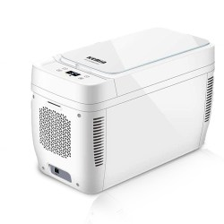 LONGJUAN-C Car Mini Portable Electric Cooler And Warmer,