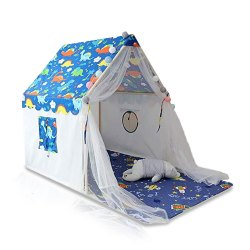 Toptopdeal-Mogicry-Small-Household-Decoration-Teepee-Dinosaur-Child-Paradise-Game-House-Toy-Room-Boy-Girl-Large-Playhouse-Indoor-Outdoor-Tent-For-Kids-Children-Play-Tent-For-Indoor-Outdoor