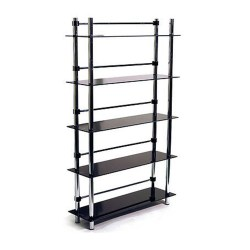 Toptopdeal WATSONS MAXWELL DVD CD/Media Storage Shelves