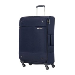 Toptopdeal-Samsonite-Base-Boost---Spinner-L-Expandable-Suitcase,-78-cm,-105-112.5-Litre,-Blue-(Navy-Blue)
