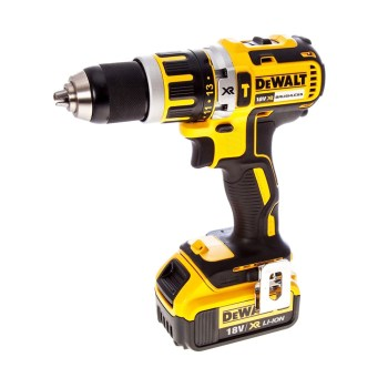 toptopdeal-Dewalt 18V XR Brushless Compact Lithium-Ion Combi Drill