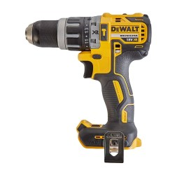 toptopdeal Dewalt DCD795N Brushless Combi Drill-Body Only-18 V- Yellow- Small