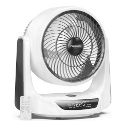 "toptopdeal Pro Breeze 10"" DC Air Circulator Fan"