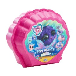 toptopeal Scruff-A-Luvs Little Live Pets Mermaids Single Pack